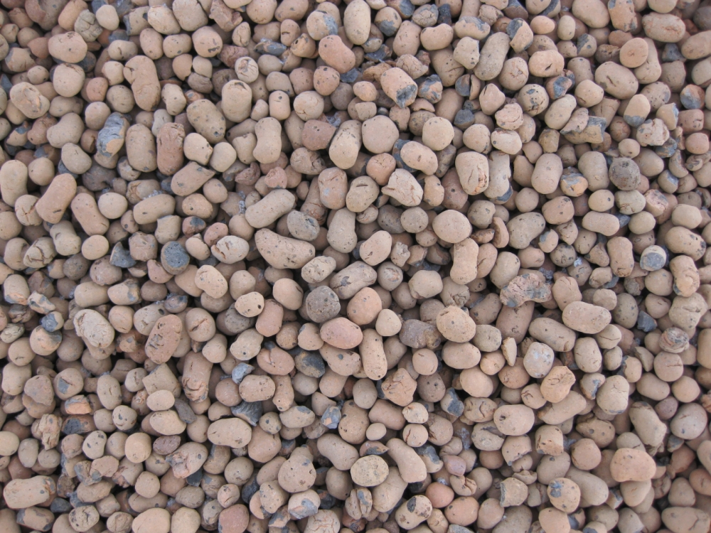гранулированный керамзит